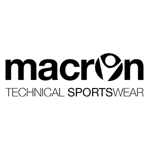 Logo de la société Italienne Macron sportswear