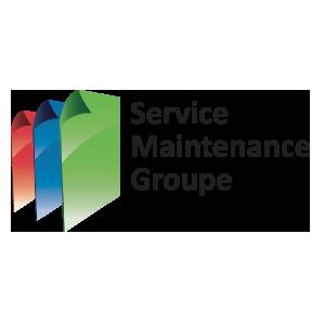 Logo de la société Service Maintenace Groupe